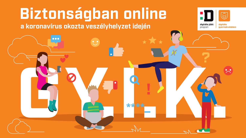 találkozik barátaival online